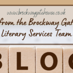 Hello from the Brockway Gatehouse Literary Services Team