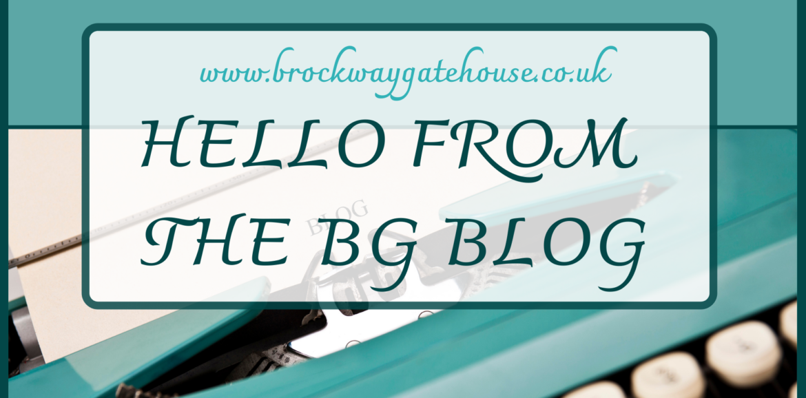 Post Featured Image - Hello From The BG Blog