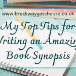 Top Tips for Writing an Amazing Book Synopsis