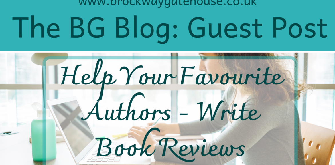 Post Featured Image - Help Your Favourite Authors - Write Book Reviews