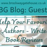 Help Your Favourite Author – Write a Book Review