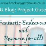 Project Gutenberg: Fantastic Endeavour and Resource for all!