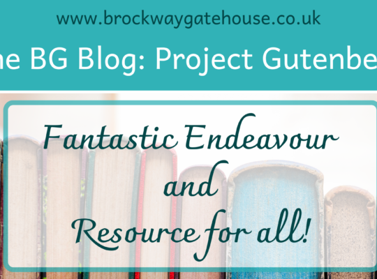 Post Featured Image 1920x1080 - Project Gutenberg - Fantastic Endeavour and Resource for all
