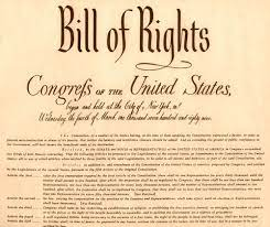 image of the US Bill Of Rights
